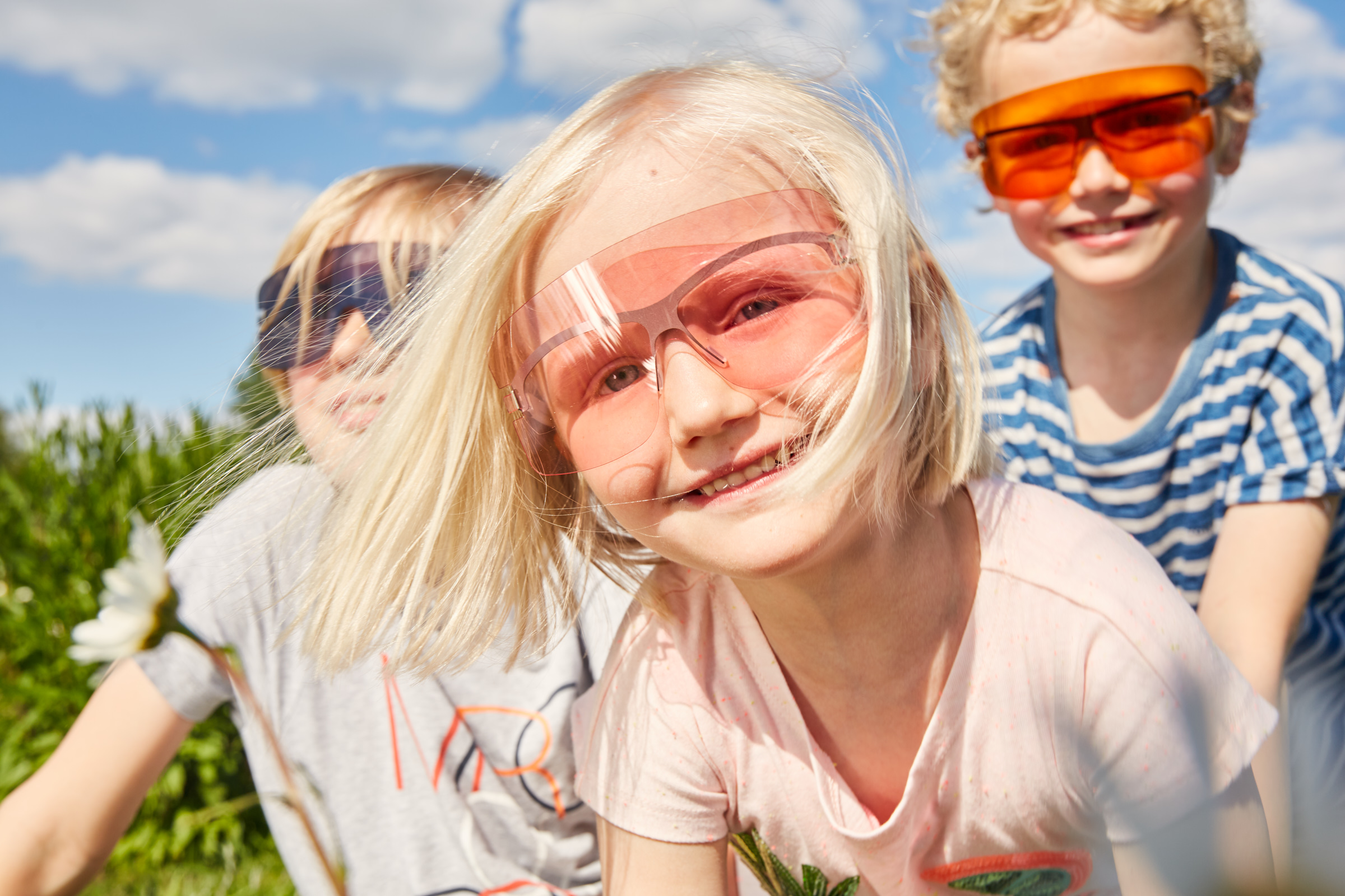 Safety Glasses with Rx option for Kids
