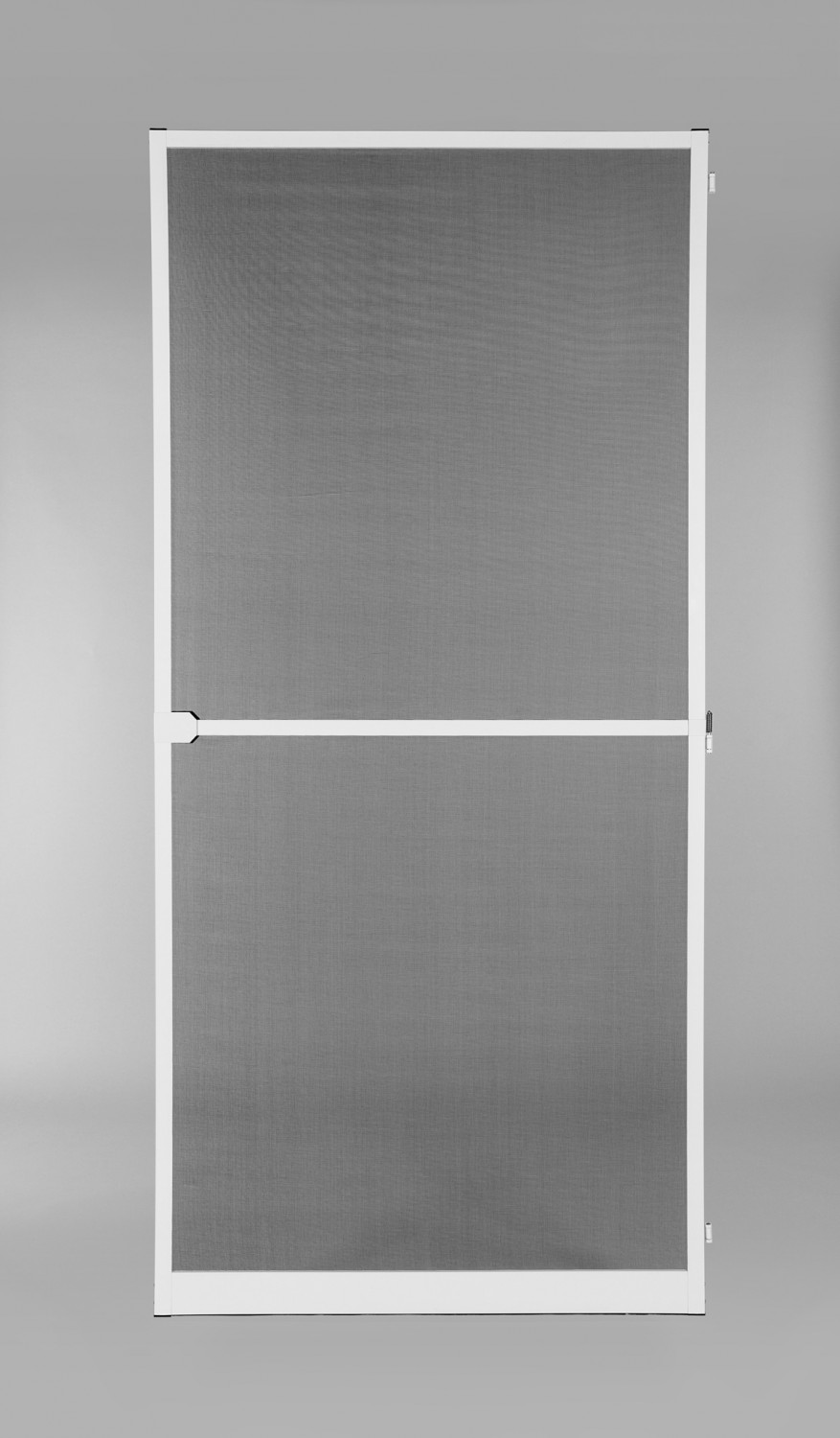 Insect protection door fly screen aluminum frame master for Screen door frame