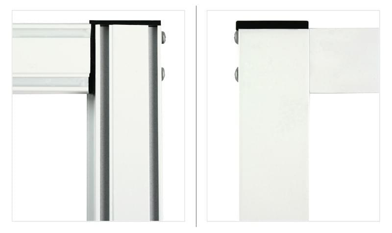 xtra alu insektenschutzt r insektenschutz fliegengitter t r 100x210 cm ebay. Black Bedroom Furniture Sets. Home Design Ideas