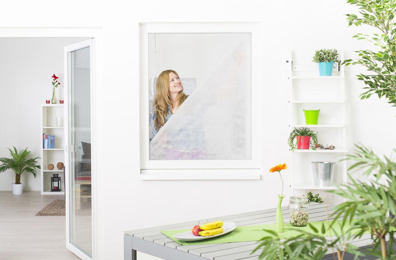pollenschutzvlies pollenschutzgitter pollenfilter f r fenster vlies 130 x 150 cm ebay. Black Bedroom Furniture Sets. Home Design Ideas
