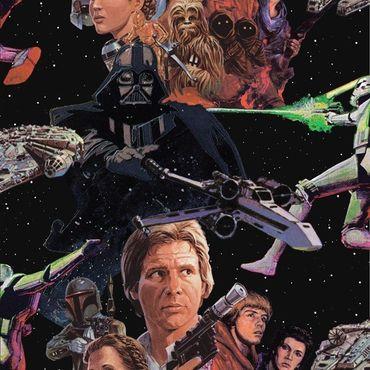 Star Wars Tapete Graham & Brown 70-453  70453  NEU