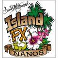 artool - Nano-Schablone  Island FX   200 491