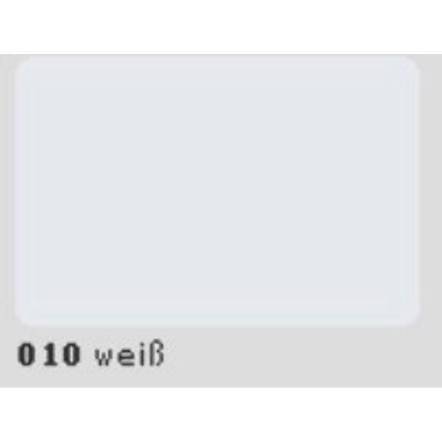 Oracal 651 Plotterfolie 63cm x 5m weiß 010