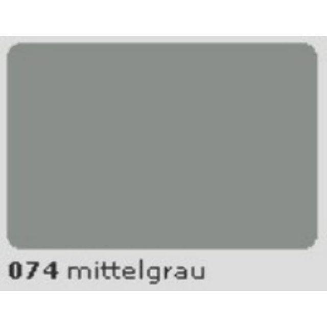 Oracal 651 Plotterfolie 63cm x 5m mittelgrau 074