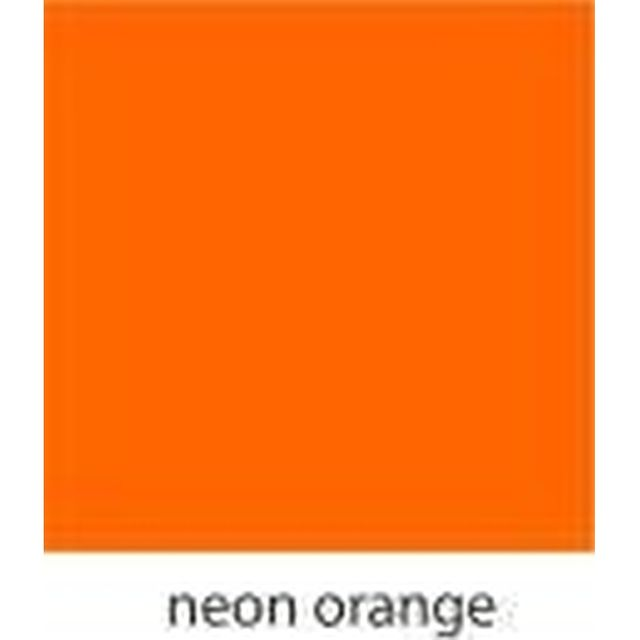 A-Flex neon orange Flexfolie 50cm breit Transferfolie
