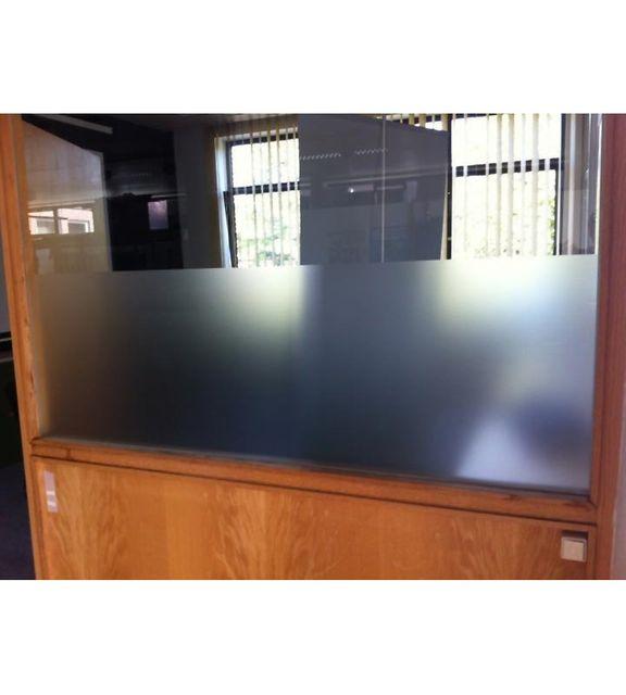 Basic Milchglasfolie Sichtschutzfolie Breite 90cm Länge frei wählbar Meterware