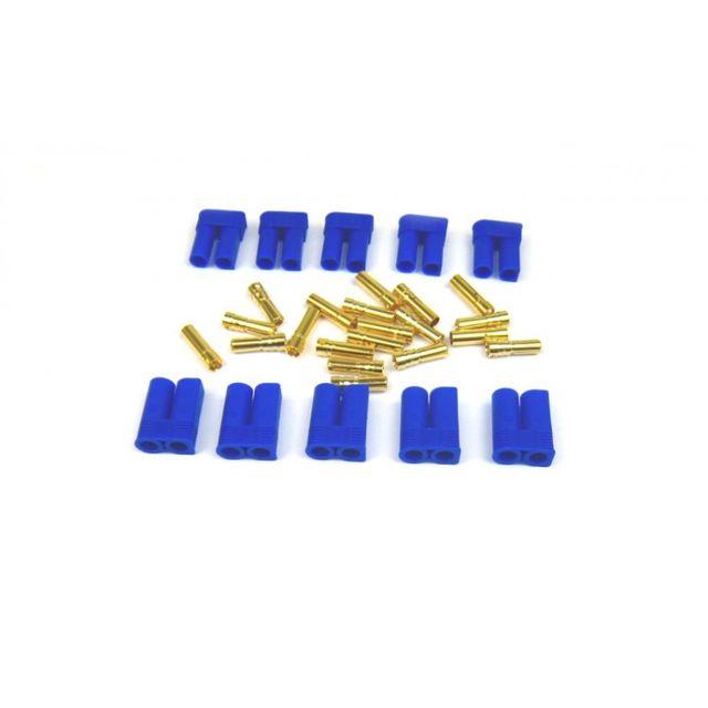 EC5 Stecker Buchse 5 Paar EC5-Stecker Goldkontakte 5mm
