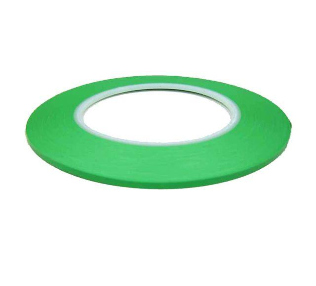 Linierband 3,0 mm Abdeckband ACMax FineLine Tape Konturband Klebeband grün 55m