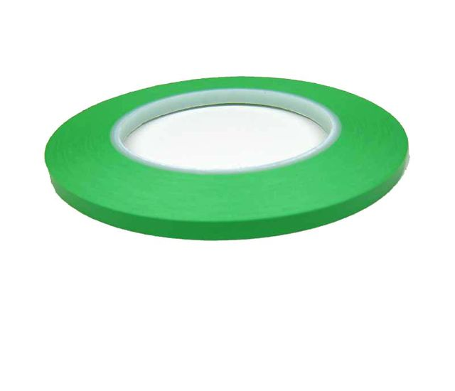 Linierband 6,0 mm Abdeckband ACMax FineLine Tape Konturband Klebeband grün 55m