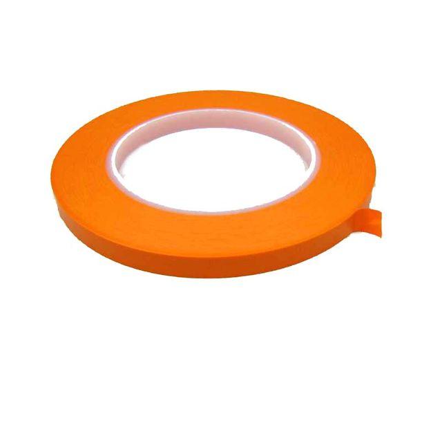 Linierband 6,0 mm Abdeckband ACMax FineLine Tape Konturband Klebeband orange 55m