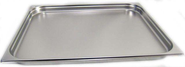 GN 2/1 Gastronormbehälter GN-Behälter Edelstahl 11 Liter Tiefe 40mm