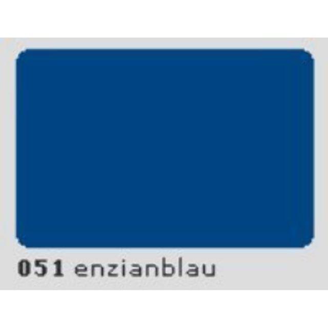 Oracal 651 Plotterfolie 63cm x 15m enzianblau 051