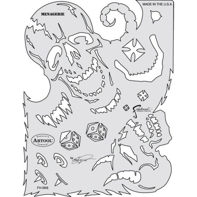 artool, Menagerie - Son of Skull Master 200 362