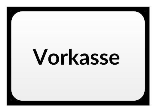 Logo für Vorkasse