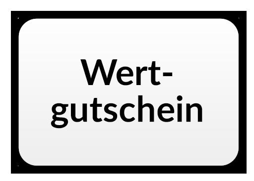 Logo Bezahlen mit Wertgutschein