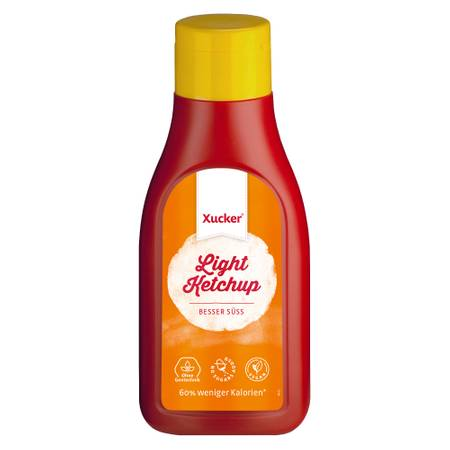 500 ml Xucker light-Ketchup (mit Erythrit)