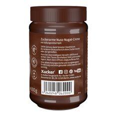 Mario International Group OU Nuss-Nugat-Creme mit Xylit ohne Palmöl