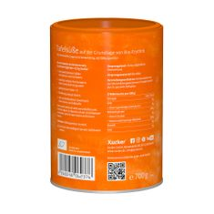 Xucker GmbH 700 g-Dose Xucker light (Erythrit) -Bio- (DE-ÖKO-070)