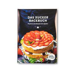 Xucker Backbuch - gebundene Ausgabe