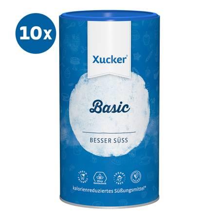 10x 1 kg-Dose Xucker Basic FR