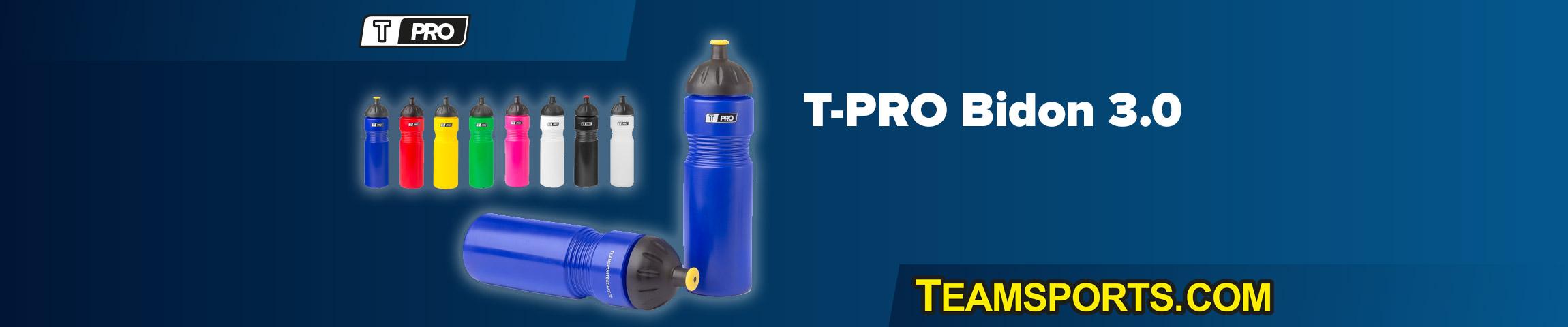 T-PRO Bidon 3.0-750 ml (8 kleuren)