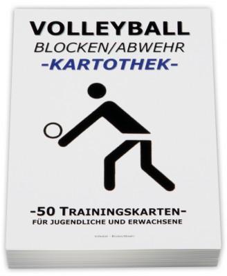 VOLLEYBALL Kartothek - Blocken/Abwehr