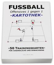 "FUSSBALL Trainingskartothek - ""Offensives 1:1"""