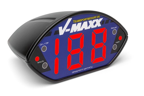 V-MAXX Sportradar - SPEED Check