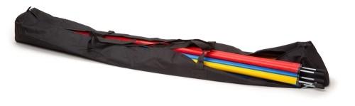 Tasche für Slalomstangen - 1,80 m Länge
