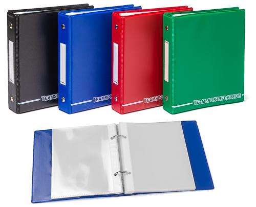 Passmappe (Spielerpassmappe) DIN A6 - 4 Farben