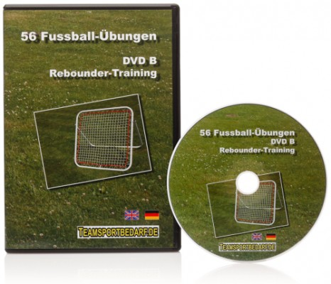 DVD - Training mit dem Rebounder (56 Videos)