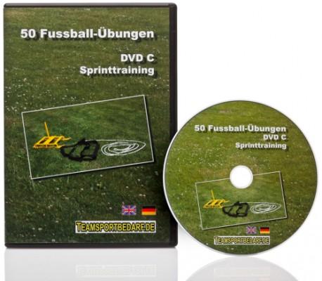 DVD - Sprinttraining (50 Videos)
