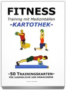 Trainingskartothek - Training mit Medizinball