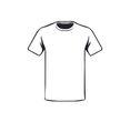 Herren T-Shirt - Farbe: Weiß