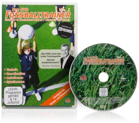 DVD - Der DVD Fussballtrainer (2. Teil)