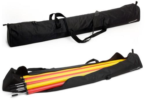 Tasche für Slalomstangen - 1 m Länge