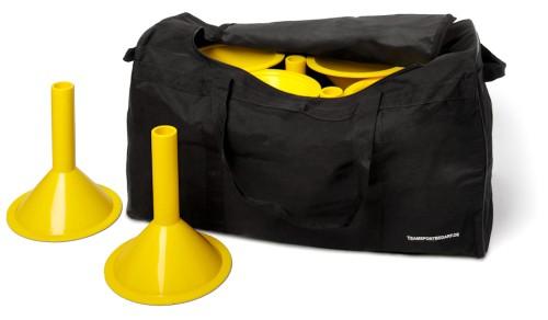 Tasche für Standfüße - hochwertig
