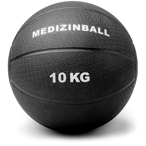 Medizinball 10 kg - Ø 28 cm
