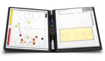 BASKETBALL – Magnetic Tactic Folder (leather)