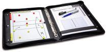 VOLLEYBALL - hochwertige Trainermappe (Leder)