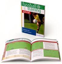 """Fussball Trainingsbuch - """"Trainieren mit E- und D-Junioren"""""""