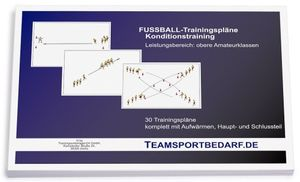 "FUSSBALL Trainingspläne - ""Konditionstraining"" – Bild 2"