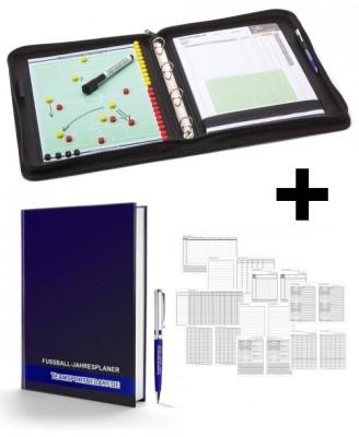 FUSSBALL - TRAINERSET 1 (Trainermappe + Arbeitsbuch)