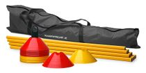Bag – Marker cones hurdles set