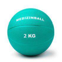 Medizinball 2 kg - Ø 21 cm