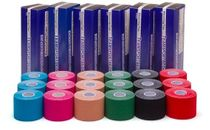 Kinesiology tape - (5 cm x 5 m) various colors