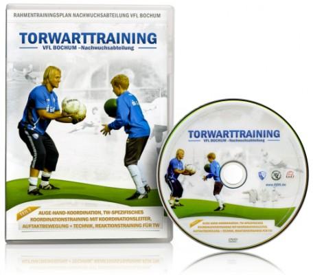 DVD - Torwarttraining VfL Bochum Teil 1