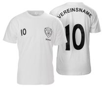 T-SHIRT - with imprint (Team name and number)
