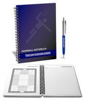 Notizbuch für den Handballtrainer - 80 Seiten