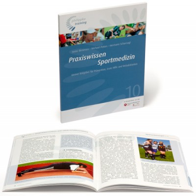 "Trainingsbuch - ""Praxiswissen Sportmedizin"""